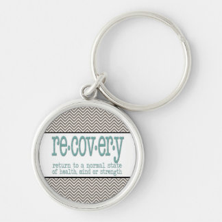 AA Recovery Definition Keychain