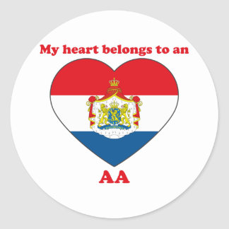 Aa Stickers