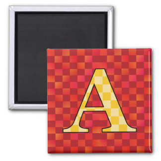 AAA 2 INCH SQUARE MAGNET