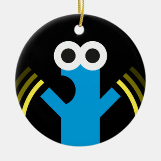 Aaa-aaA!!! Ceramic Ornament