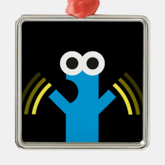 Aaa-aaA!!! Metal Ornament
