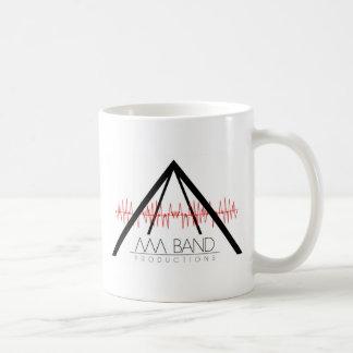 aaa band productions coffee mug