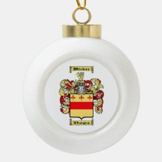 aaa ceramic ball christmas ornament