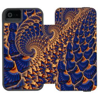 aaa funda billetera para iPhone 5 watson
