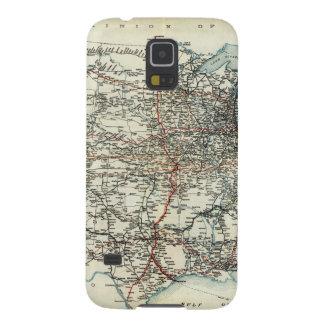 AAA Map of transcontinental routes 1918 jpg Galaxy Nexus Case