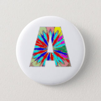 AAA - Recognize n Encourage Excellence Pinback Button