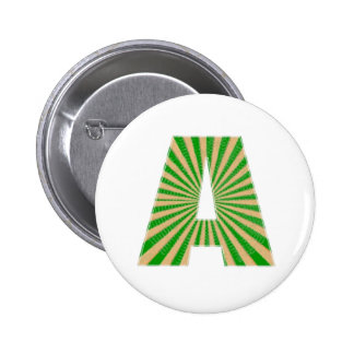 AAA - Reconozca n animan excelencia Pin Redondo De 2 Pulgadas