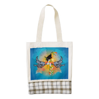 aaa zazzle HEART tote bag