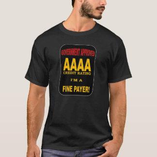 AAAA CREDIT RATING T-Shirt