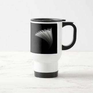 AAAAARGH! Text Image Text  Design 15 Oz Stainless Steel Travel Mug