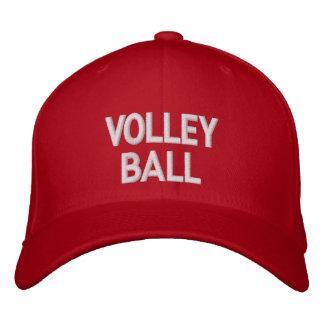 Aaaagfghsfdgsd bordado voleibol del casquillo… gorra de béisbol