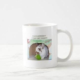 AAAAHHHH! Comfort Food! Coffee Mug