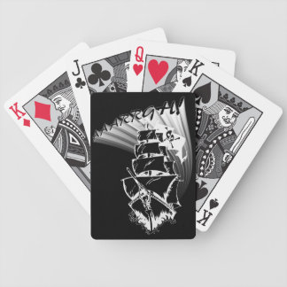 AAAARGH! It be a Pirate Ship! Playing Cards