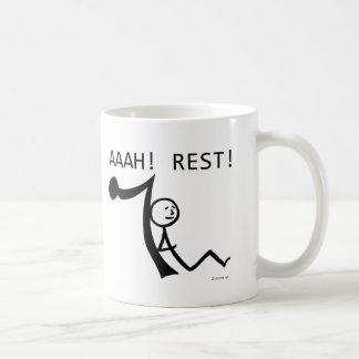 Aaah Rest! Coffee Mug