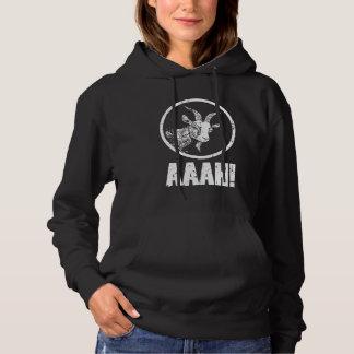 Aaah! Screaming Goat Farm Animal Hoodie