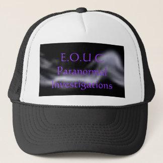 aabannermist, E.O.U.C Paranormal Investigations... Trucker Hat