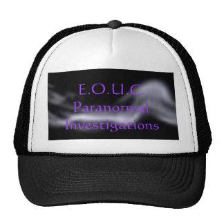 aabannermist, investigaciones paranormales de E.O. Gorro
