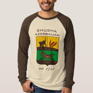 AAC Shusha, camiseta de manga larga de Azerbaijan