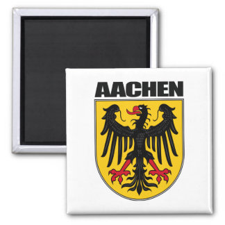 Aachen 2 Inch Square Magnet
