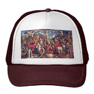 Aachen Altar (Passionstriptychon) Middle Panel: Cr Trucker Hat