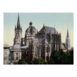 Aachen Cathedral Print