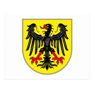 Aachen Coat of Arms Postcard