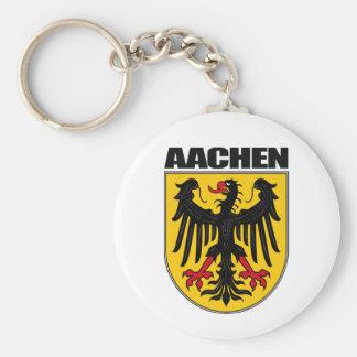 Aachen Keychain