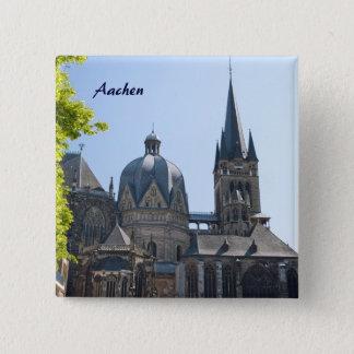 Aachen Pinback Button