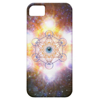 """Aad Guray Nameh""-Protective Mantra-Merkaba iPhone SE/5/5s Case"