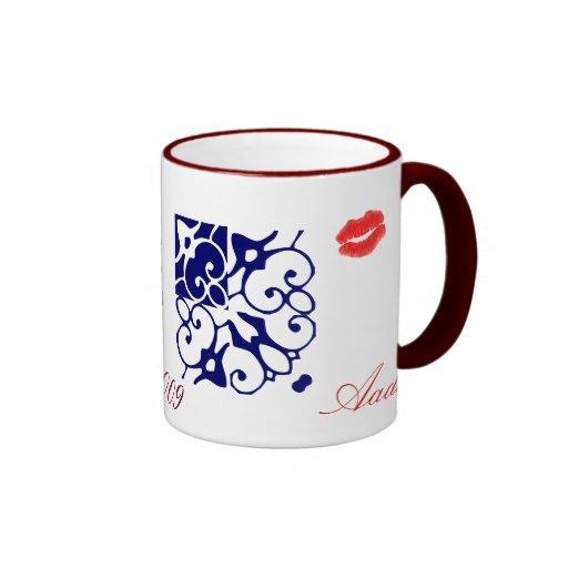 Aadi Designer Name Mug Coffee Mugs Zazzle