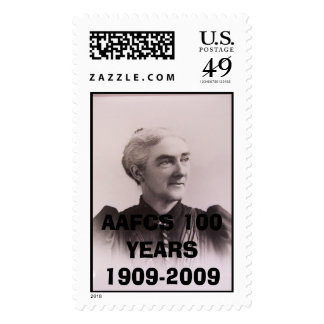 AAFCS 100 YEARS 1909-2009 STAMPS