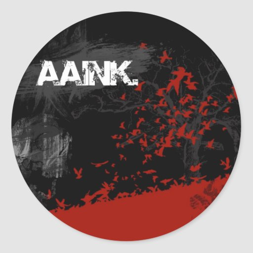 AAink Sticker #1