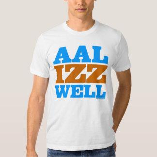 Aal Izz Well T-Shirt