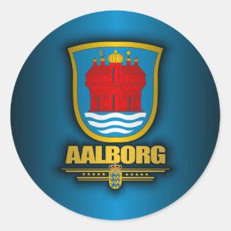 Aalborg Stickers