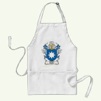 Aalst Family Crest Apron