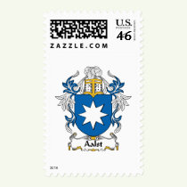 Aalst Family Crest Stamps