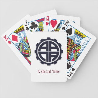 AANA GEAR BICYCLE PLAYING CARDS