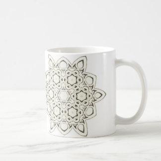 Aanandha Peace Star Mug