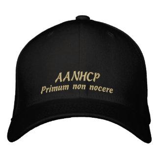 AANHCP Baseball Cap (Primum non nocere) in Black