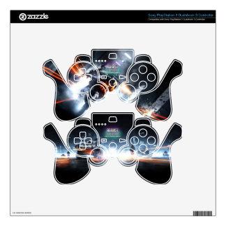 AAO - PS3 Dual Controller Vinyl Cover PS3 Controller Decal