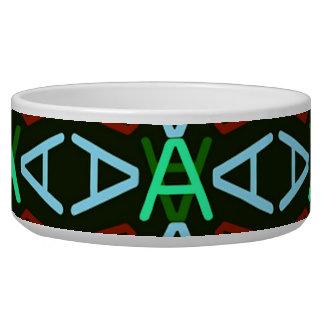 AaParade Earthlights pet bowl