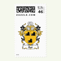 Aar Family Crest Stamps
