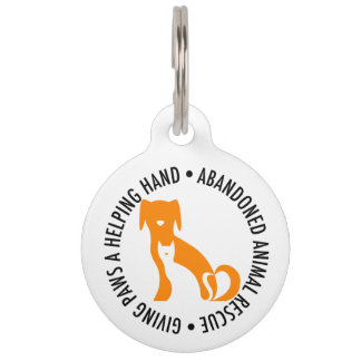AAR Pet Tag, Large Pet Tag