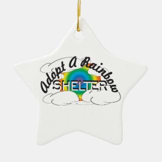 AAR Shelter Star Ornament