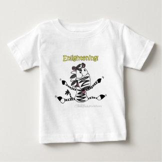 Aaran the Zebra Enlightening Baby T-Shirt