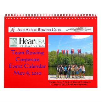 AARC Rowing Event Calendar