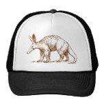 Aardvark Brown Mesh Hats