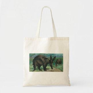 Aardvark Canvas Bag