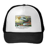 Aardvark Dentistry Funny Gifts & Collectibles Trucker Hats