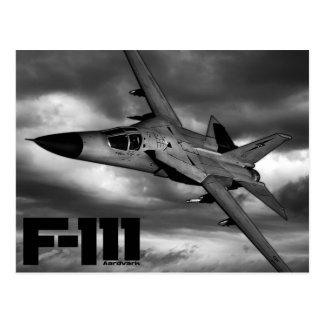 Aardvark F-111 Tarjetas Postales